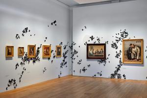 Kräftemessen - Ausstellungsansicht II