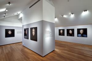 Denis Rouvre - Ausstellungsansicht I