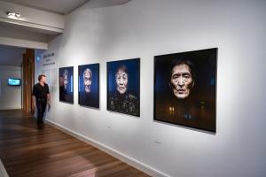 Denis Rouvre - Ausstellungsansicht II