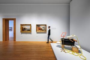 Das Meer - Ausstellungsansicht IV