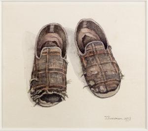 Jopie Huisman - Die Pantoffeln des Malers